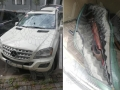 С аукциона продают Mercedes Benz ML 350 и оружие Бондарса